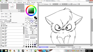 Why Animating Takes So Long? by KittenthePsycho