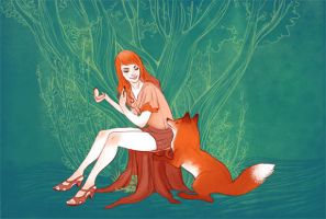 Foxy lady by 20handstall