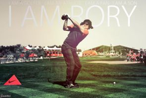 Rory McIlroy - I Am Rory by OwenB23