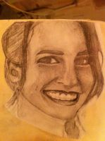 Lisa Cimorelli by danny2art