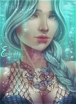Esmeralda by Calcipurr