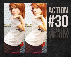 action number thirty. by essentialmelody