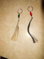 Horse hair keychain SOLD by Avalon-Angel