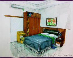 small bedroom by shinvan