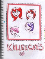 KillerCats by DIstraido