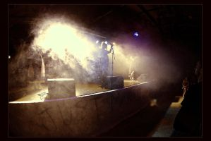 Stage Mist by gdpgigs