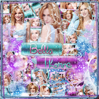 ++Bella Thorne {Not Always That Glitters Is Gold} by MoiraRusher