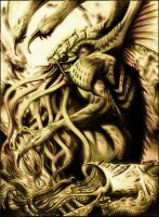 The call of CTHULHU by Zuccarello