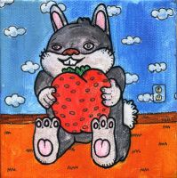 Berry Bunny by MBLASTER