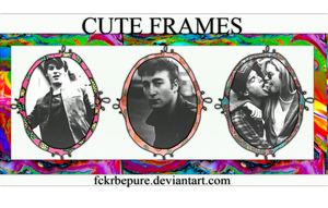 Cutest  Frames by Fckrbepure