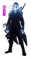 [Render]Assassin's Creed: Connor Spirit of Justice by DamnPotatoes
