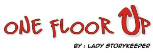 One Floor Up Logo by lady-storykeeper