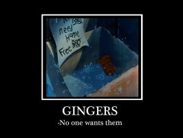 Gingers by Cheesedemon88
