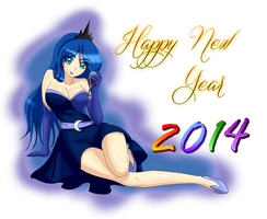 Happy New Year by ZantyARZ