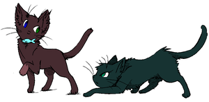 Cat Breedables by IceHeartTheWarrior