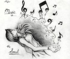 Music is the Soul by Tofu123