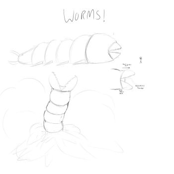 worm of the sand by DoctorEvil33
