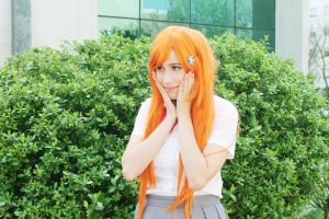 Orihime by CatiaLuna
