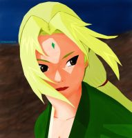 tsunade by deJeer