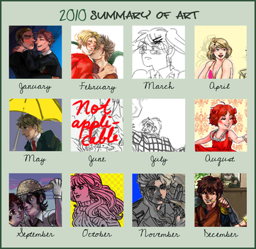 2010 art summary by weaselyperson