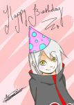 Birthday!! by JericaLilith