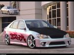 Lexus is 300 tuned by FastNFurious