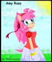...+Amy_Rose+... by heartforever12
