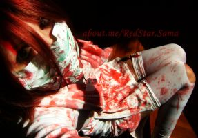 Bloody Carnival - Psycho Nurse by RedStar-Sama
