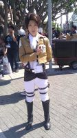 Anime Expo 2013 - Levi by TsubasaLovz
