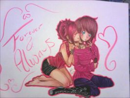 .: Forever and Always :. by NerinSerene