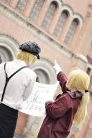 FMA: Munich 1923 by Lishrayder