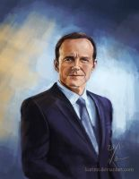 Agent Coulson by KarimT