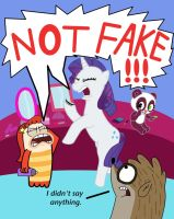 Pretty Little Fakers by Cartuneslover16