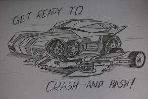 Get ready to Crash and Bash by Ricky47