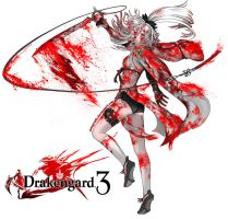 Drakengard 3 Song of Ruin by Aesgrath