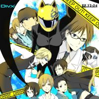 Durarara disc2 by Elbashi