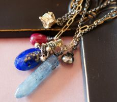 Charmed Necklace by CrysallisCreations