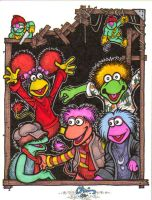 Fraggle Rock by Burke73