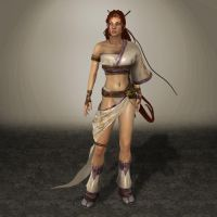 Heavenly Sword Nariko by ArmachamCorp