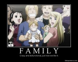 Fma Motivational Poster by Lexi9890
