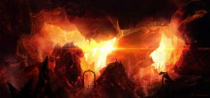 Entering in New Hell (2013 update) by DesignSpartan