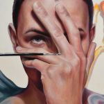 Self Three (Train Your Brain - Contest) (Detail) by alexracu