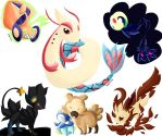 Sinnoh Pokemon! - Days #9-15 Pokehalloween by FennaFox