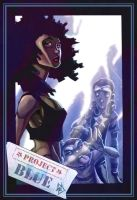 Project Blue by -adam-