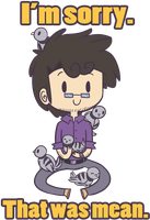 Scared the hell outta some pigeons though... by ecokitty