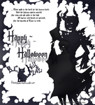 Hallowe'en in a Suburb by bc-hell