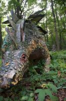 abandoned prehistoric forest by refract1