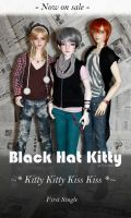 Black Hat Kitty booklet I by Katzenpilz
