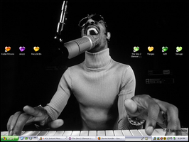 Stevie Desktop by i-concur