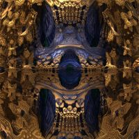 Royal Mandelbulb by fission1